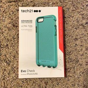 Brand new Tech 21 IPhone 6/6s Case